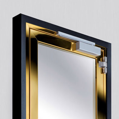 Cerniera bloxall special oro